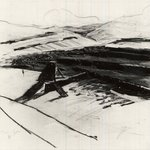 Study for Scultpure: Border Drawing