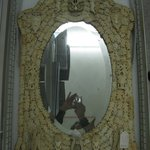 Carved Wall Mirror, One of Pair
