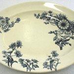 Oval Platter; Overton Pattern