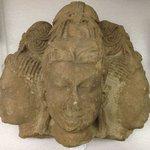 Head of Brahma