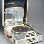 RCA Victor Special Model K, Portable Electric Phonograph