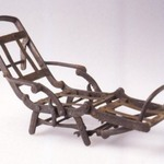 Patent Model, Mechanical Chair