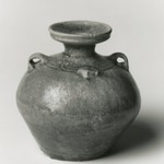 Vase with Flaring Mouth, Yue Ware