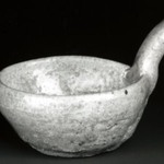 Miniature Drinking Bowl, Yue Ware