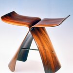 Butterfly Stool