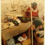 Isla de Janitzia - Infant Under Table