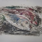 Untitled (Two Fish)