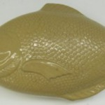 Fish-Shaped Flask