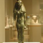 Figure of a Princess or Divine Consort of Amun