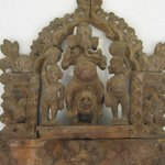 Side Panel of Cradle (Ganesha)