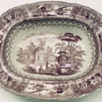 Bowl, Canova Pattern