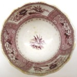 Cup and Saucer, Canova Pattern