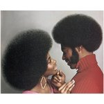 A Natural Explosion!  Afro Sheen® Blowout Creme Relaxer 1973/2007