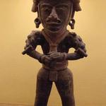 Standing Warrior Figure