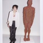 Tilda Swinton, Brooklyn Museum, New York (W Magazine) II
