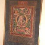 Thangka of Vajrasattva