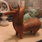 Spouted Vessel in the Form of a Bull