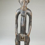 Figure of a Seated Male