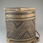 Basket with Cover