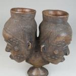 Janus-Faced Goblet (Mbwoongntey)
