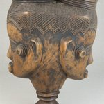 Goblet with Double Head (Mbwoongntey)