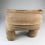 Oblong Shaped Basket