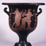 Bell-Krater with Two handles