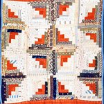 Pieced Quilt for Doll