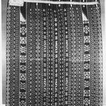 Slendang, ikat weave