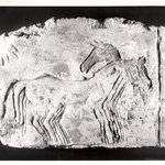 Relief Fragment with Horses