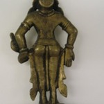Small Figure of Visnu?