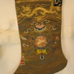 Pair of Manchu Womans Socks