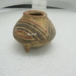 Miniature Tripod Jar