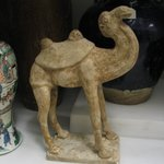 Tomb Model of a Two-Humped Camel