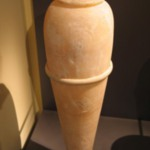 Vase with Pointed Base, from the  Burial of King Djoser