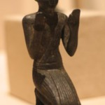 Figure of a Kneeling Priest