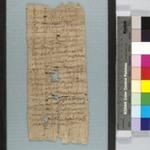 Greek Papyrus