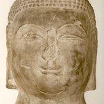 Large Head of a Buddha