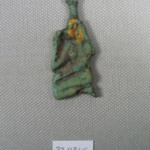 Inlay in the Form of a Nephthys Kneeling