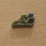 Figure of Recumbent Sphinx