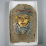 Mask from a Coffin