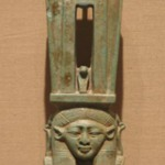 Fragment of a Sistrum