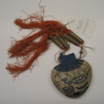 Incense Purse with Tassels