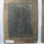 Small Tablet Covered with Wax and Used as a Slate