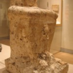 Statue of a Prince Bearing the Cartouche of King Osorkon II
