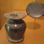 Kohl Pot and Cover
