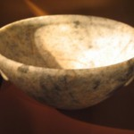 Bowl with Beveled Internal Rim