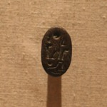 Signet Ring Bearing the Name Ramses II
