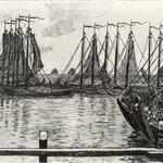 Flotille de peche
