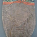 Model of Chinese Womans Leg and Foot Dress Cover